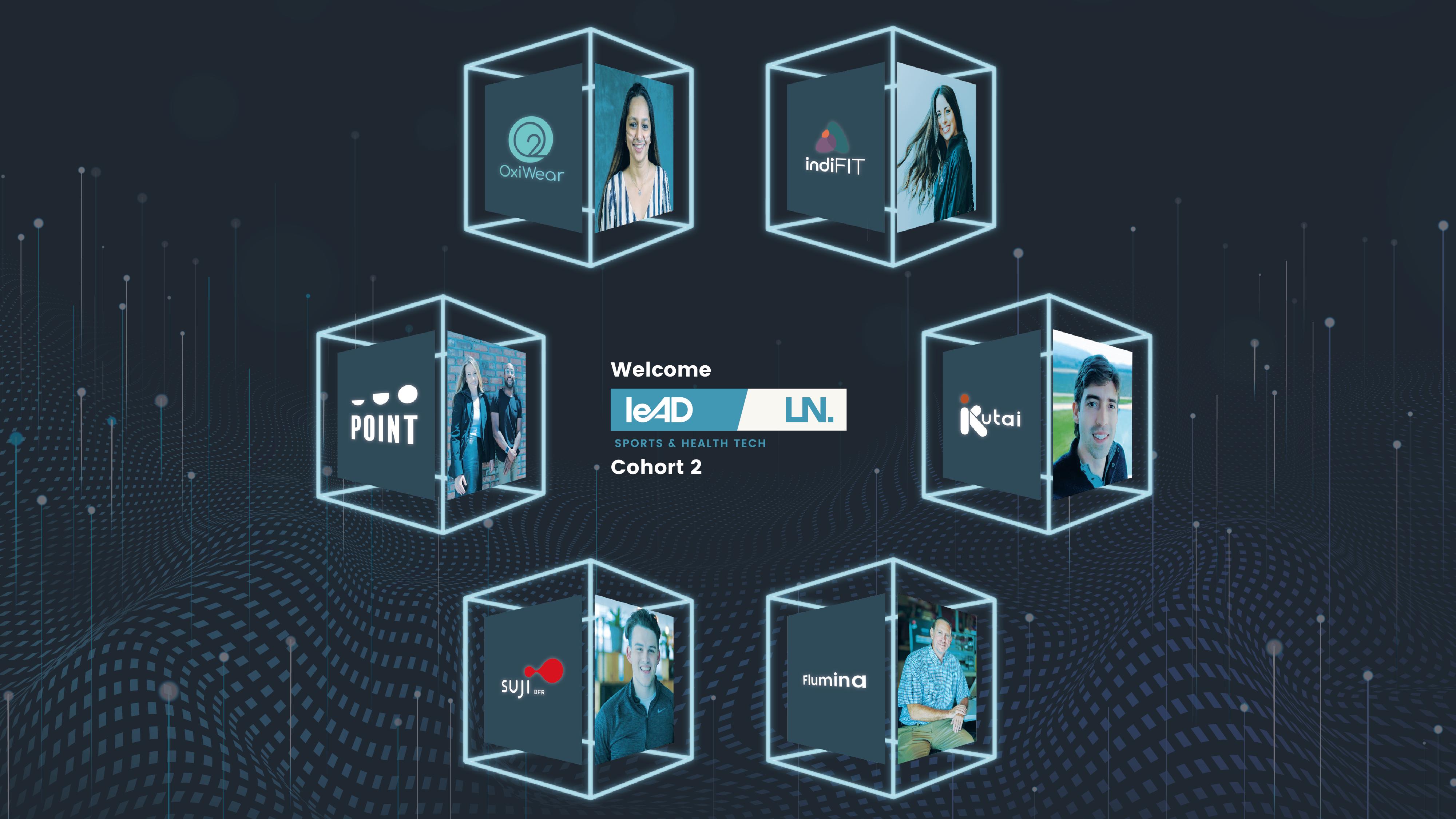 Meet our startups